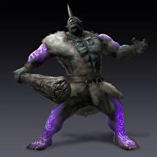 Фотографии Воины Bladestorm Nightmare, Cyclops Фэнтези 3D_Графика