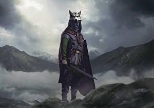 Фотографии Воины Total War: Arena Мечи