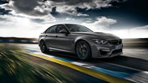 Обои BMW Серые Автомобили