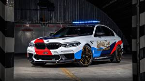 Обои BMW Safety car 2018 MotoGP
