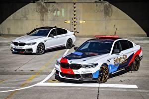 Фотографии BMW Стайлинг 2018 M5 Автомобили