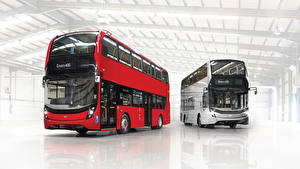 Фотография Автобус Двое 2014-17 Alexander Dennis Enviro 400