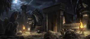 Картинка Diablo 2 Ночные