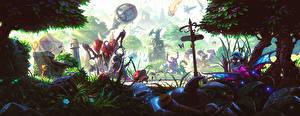 Фотография Heroes of the Storm Diablo WoW Фантастический мир Игры Фэнтези