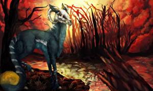 Фото Волшебные животные Фантастика