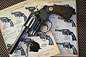 Обои Пистолеты Револьвер PPS, 38 special, 1970 Армия