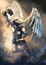 Картинка Сверхъестественные существа Крылья