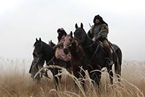 Фото Воители Лошади Легенда о Коловрате 2017