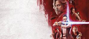 Фотография Воин Звёздные войны: Последние джедаи Световой меч Мечи кино Девушки