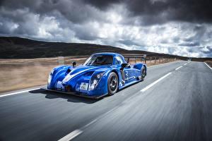 Обои Металлик Скорость Синие 2013-17 Radical RXC автомобиль