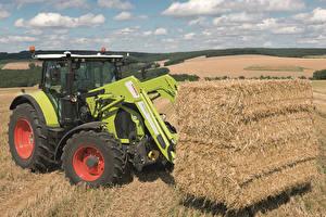 Фотография Сельскохозяйственная техника Трактор Сено 2017 Claas Arion 650