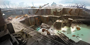 Фото Fallout 4 Quarry Игры