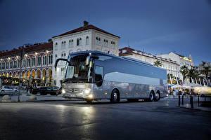 Картинка Mercedes-Benz Автобус 2017 Tourismo M-3 RHD