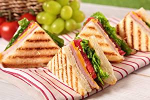Обои Сэндвич