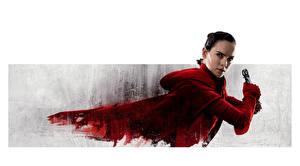 Фото Звёздные войны: Последние джедаи Дэйзи Ридли Rey Девушки Знаменитости