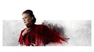 Картинки Звёздные войны: Последние джедаи Leia, Carrie Fisher Фильмы