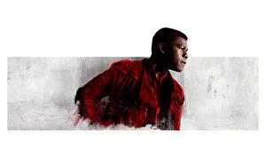 Обои Звёздные войны: Последние джедаи Мужчины Негр Finn, John Boyega Фильмы