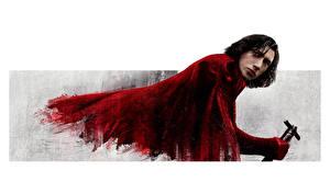 Картинка Звёздные войны: Последние джедаи Мужчины Kylo Ren, Adam Driver Фильмы