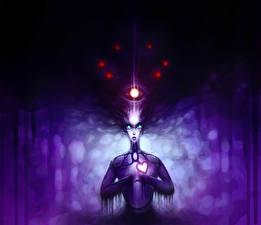 Картинка Сверхъестественные существа Волшебство