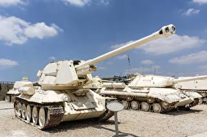 Обои Танки Т-34 Русские T-34-100