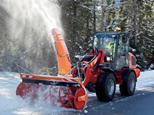 Фото Трактор Снег 2013-17 Weidemann 5080