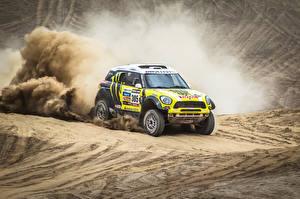 Фотография Mini Стайлинг Гонки 2011-16 All4 Racing Автомобили