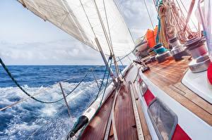 Картинка Яхта Парусные