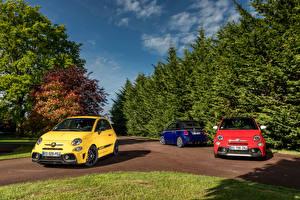 Фотографии Абарф Трое 3 Купе Fiat 595 Машины
