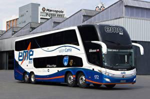 Фото Автобус 2016-17 Marcopolo Paradiso 1800 DD Volvo B450 R 8×2 Авто