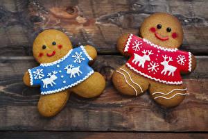Картинка Рождество Печенье Доски 2 Дизайн Пища