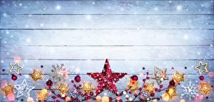 Фото Новый год Доски Звездочки Шарики