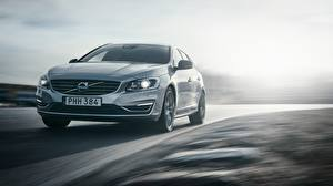 Обои Вольво Спереди V60, Polestar Performance, World Champion Edit