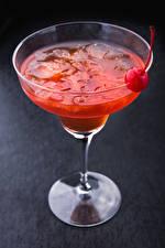 Обои Алкогольные напитки Коктейль Крупным планом Бокалы