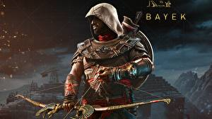 Фото Лучники Assassin's Creed Origins Воины Bayek Игры