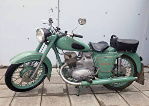 Обои Ретро 1956-62 IZ-56 Мотоциклы картинки
