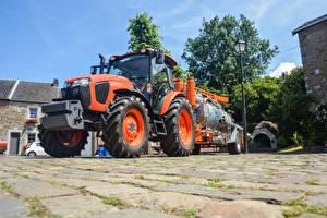 Фотографии Сельскохозяйственная техника Трактор 2016-17 Kubota M5111