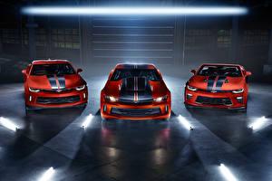 Картинка Шевроле Трое 3 Красный Спереди Camaro RS Hot Wheels, Camaro SS Convertible  Hot Wheels, COPO Camaro  Hot Wheels Package Автомобили