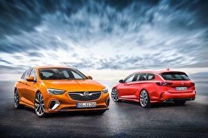 Картинка Opel 2 Металлик Insignia GSi, Insignia Sports Tourer GSi Автомобили