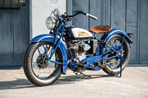 Обои Ретро 1932-41 Indian Junior Scout Мотоциклы