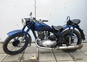 Картинки Винтаж 1951-59 IZ-49 Мотоциклы