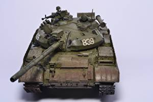 Картинка Танки Игрушки Русские T-55 Армия