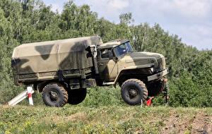 Фото Грузовики 1996-2017 Ural-43206-0111-31
