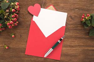 Обои День всех влюблённых Шаблон поздравительной открытки Сердечко Лист бумаги