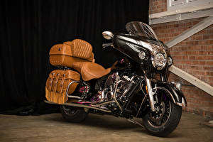 Картинка Дизайн 2017-18 Indian Roadmaster Classic Мотоциклы