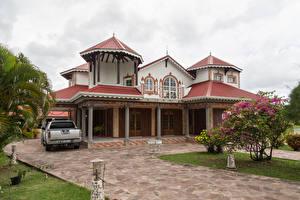 Картинка Дома Особняк Дизайн Marie-Galante Guadeloupe