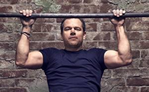 Фотографии Мэтт Дэймон Мужчины Jason Bourne, Nino Munoz Знаменитости