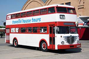 Картинка Винтаж Автобус 1951-64 Bussing D2U