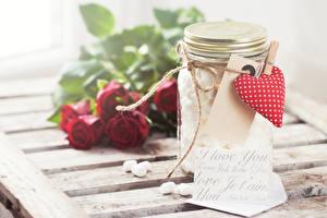 Фотографии День всех влюблённых Английский Банка Сердечко