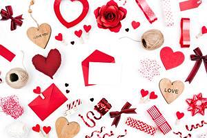 Картинки День всех влюблённых Сердечко Шаблон поздравительной открытки