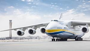 Фото Самолеты Транспортный самолёт Российские An-225 Mriya